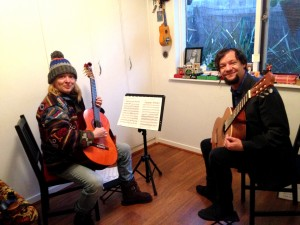 Lessons at Media luna Guitar Tuition